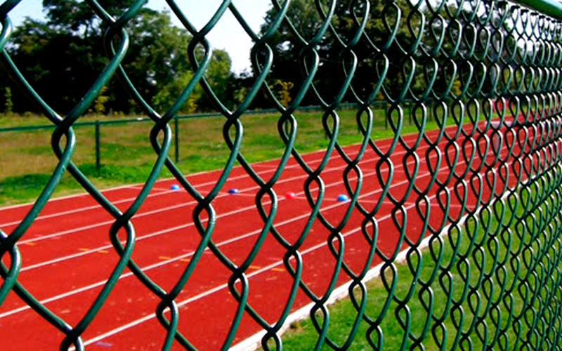Chain-Link-Fencing